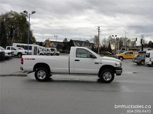 2009 DODGE RAM 2500 ST REGULAR CAB LONG BOX 4X4 HEMI