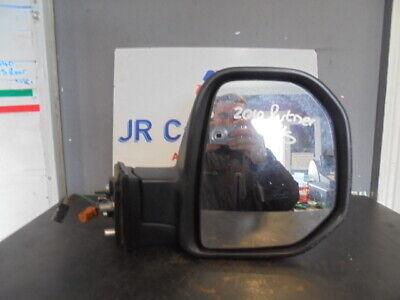 Citroen C5 Mk.2 08-18 Left Hand N//S Passenger Heated Wing Mirror Glass Convex