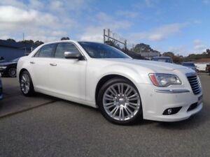 2013 Chrysler 300 MY12 C Luxury White 8 Speed Automatic Sedan Pooraka Salisbury Area Preview