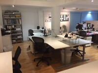 Desk/Office space, central Brighton for up to 4 people - £180 per month pp