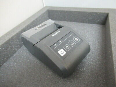Brother Rj-3050ai Ruggedjet Monochrome Labelreceipt Thermal Printer 3503n