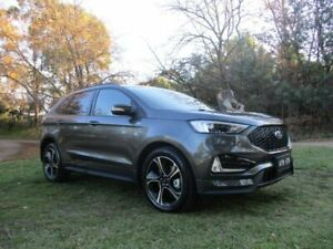 2019 Ford Endura CA 2019MY ST-Line SelectShift FWD Grey 8 Speed Sports Automatic Wagon Lucknow East Gippsland Preview