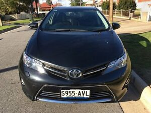 2012 Toyota Corolla ZRE182R Levin S-CVT ZR Black 7 Speed Constant Variable Hatchback West Hindmarsh Charles Sturt Area Preview