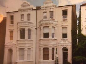 Sunny, quiet, characterful one bedroom flat, with private patio and shared garden in Putney