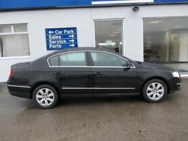 Black VW Passat2006 for sale, excellent condition..absolute bargain ..first to see will buy £900