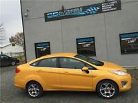 FORD FIESTA BERLINE SEL 2011 AUTOMATIQUE FINANCEMENT SUR PLACE