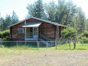 Beautiful Waterfront Home with Acreage in Merritt