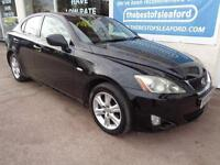 Lexus IS 220d 2.2TD 2 keys good miles 98k P/X Swap