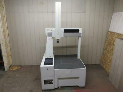 Mitutoyo Bright 707 Cmm Coordinate Measuring Machine