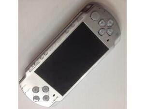 PSP console - silver
