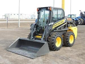 2015 NH L220 Skid Steer - 67hp, 2000lbs lift, Warranty, 131hrs
