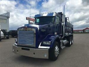 Kenworth T800 New Loadline 16' Dump Box