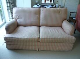 Two Seater Sofa, well used but high quality product. No charge if you can collect fairly quickly.