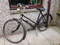 Classic Vintage Ladies Bicycle