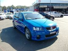 2013 Holden Commodore VE II MY12.5 SS Z Series Perfect Blue 6 Speed Auto Seq Sportshift Sedan Coffs Harbour 2450 Coffs Harbour City Preview