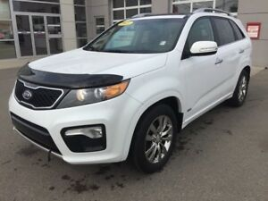 2013 Kia Sorento Accident free, PST Paid. Only 34,180 KM!