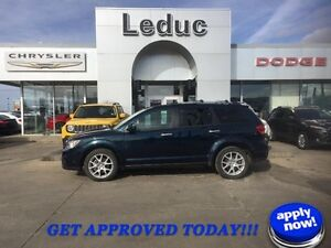2014 Dodge Journey R/T Leather AWD