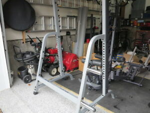 Body Solid Multi-press rack GPR370