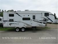 **EXCELLENT SHAPE! **PRE OWNED FIFTH WHEEL FOR SALE!