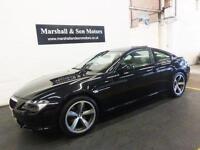2007 57 BMW 6 SERIES 3.0 630I SPORT 2D AUTO 255 BHP