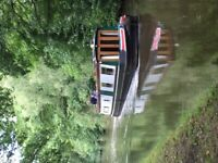 Narrowboat 1/12th Share For Sale - Canal Boat