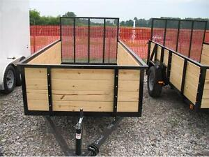 Utility trailer 4x 8 buy or sell used or new rvs for 5x10 wood floor trailer