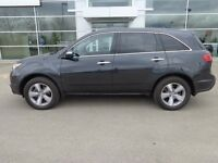 2013 Acura MDX Premium Package Sh-Awd