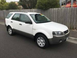2005 FORD TERRITORY AWD (SIX CYLINDER AUTO) North Hobart Hobart City Preview