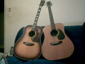 Both Guitars for $40