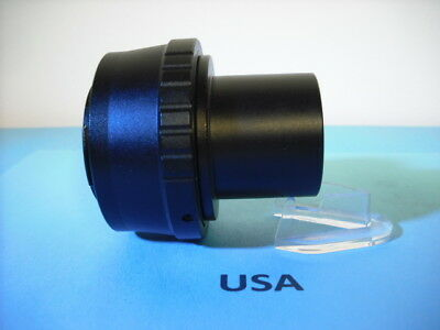 Fuji Mirrorless Microscope camera Adapter kit 0.5x lens X E1 10 20 30 100 Pro12
