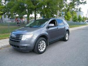 2010 Ford Edge SEL. TOIT PANORAMIQUE . AWD 4X4