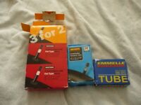 Cycle inner tubes various 24 26 & 27 all new and boxed