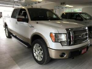 2012 Ford F-150 King Ranch **1 YEAR WARRANTY**