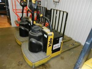 2008 Yale pallet truck industriel 6000 lbs chariot élévateur