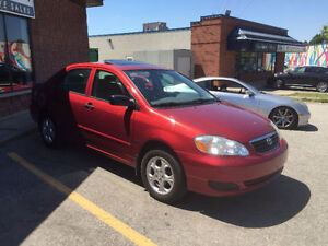 2006 Toyota Corolla CE With 5Spd Manual Transmission Cambridge Kitchener Area image 3