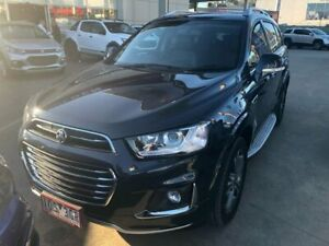 2018 Holden Captiva CG MY18 LTZ AWD Blue 6 Speed Sports Automatic Wagon Lilydale Yarra Ranges Preview