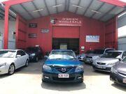 2006 Mazda 3 BK MY06 Upgrade SP23 Blue 6 Speed Manual Sedan Clontarf Redcliffe Area Preview