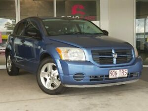 2008 Dodge Caliber PM SX Blue 6 Speed Manual Hatchback Brendale Pine Rivers Area Preview
