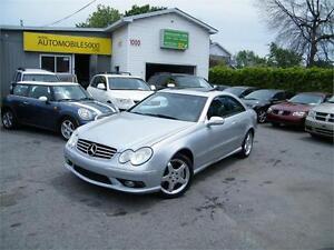 2004 Mercedes -Benz -CLK 5.0 L