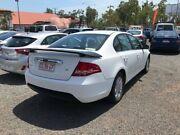 2008 Ford Falcon BF Mk II XT White 4 Speed Sports Automatic Sedan Winnellie Darwin City Preview