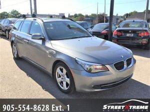 2008 BMW 535xi |ALL WHEEL DRIVE|NAVI|ACCIDENT FREE|PANO ROOF