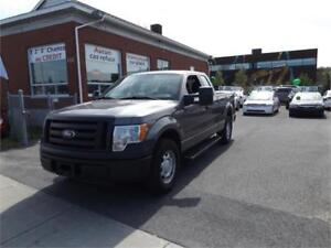 """FORD F-150 2010 2WD SUPERCAB 145""""*6 PASSAGERS! TRUCK À BAS PRIX!"""