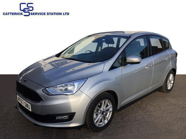 2018 ford c max 16 zetec navigation only 450 miles