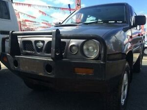 1999 Nissan Terrano II R20 RX (4x4) Silver 5 Speed Manual 4x4 Wagon Braddon North Canberra Preview
