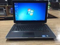 """Dell Latitude E6320 Core i7-2640M 2.8GHz 8GB 250GB Win 7 13.3"""" Laptop Warranty"""