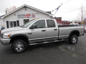2007 Dodge Ram 2500 Cummins DIESEL New MVI 4x4 New tires
