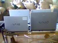 SONY VAIO LAPTOP FOR SPARE OR REPAIR