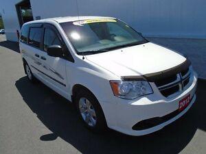 2012 Dodge Grand Caravan SE/SXT (New Windshield)