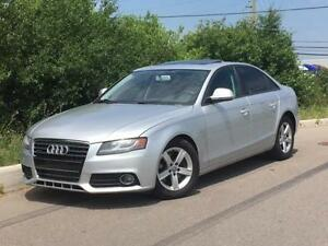 2009 Audi A4 2.0T AWD **4.9% FINANCING AVAILABLE**