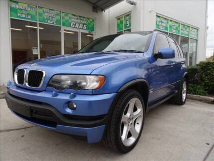 From $71p/w ON FINANCE* 2003 BMW X5 Wagon Blacktown Blacktown Area Preview